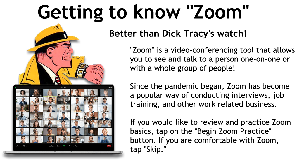 Getting to know Zoom