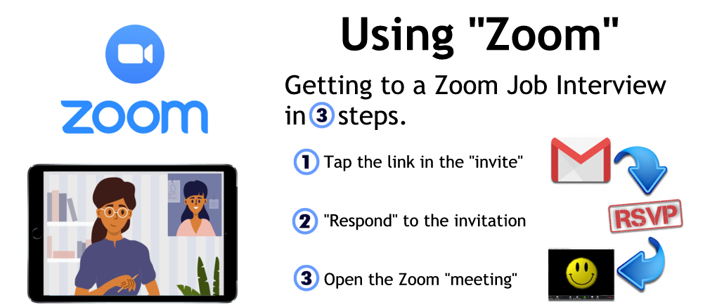 joining a zoom meeting in 3 steps