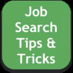 Job Search tips Button